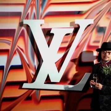 ルイ・ヴィトン メゾン 大阪御堂筋 レセプションパーティーに出席しました。